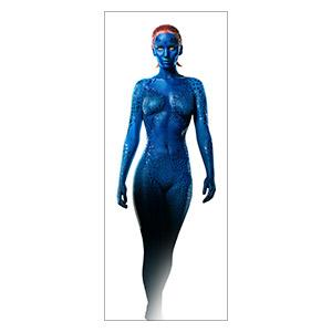 X-Men. Размер: 20 х 50 см